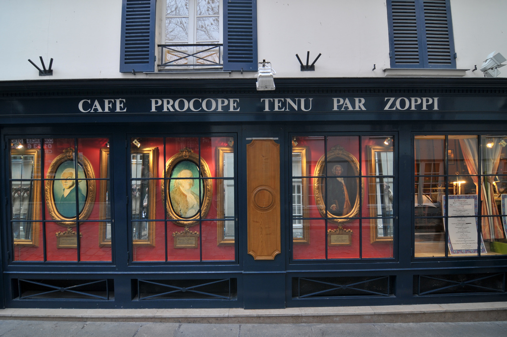 Caf Ef Bf Bd Danton Paris